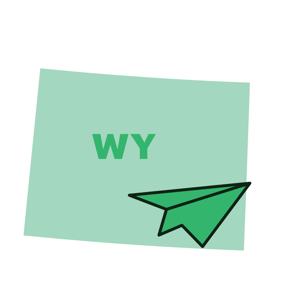 Wyoming Mail Forwarding Services