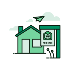 Real Estate Paid Mail Forwarding