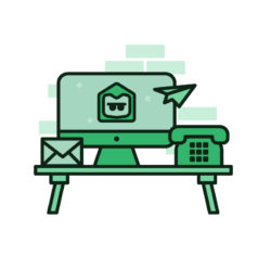 LLC Paid Mail Forwarding